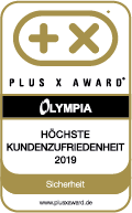PLUS X AWARD - Sicherheit